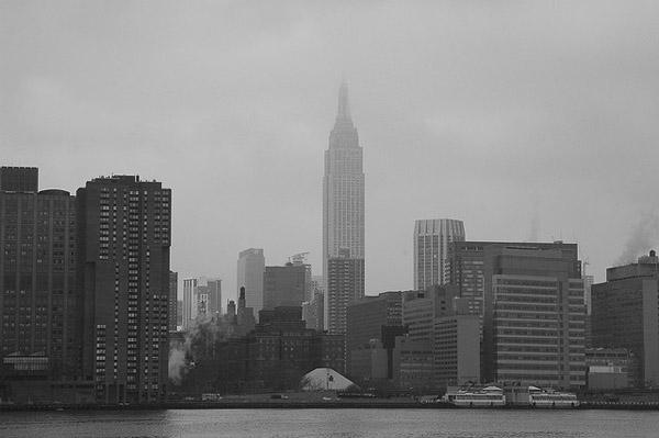 Архитектурный Нью-Йорк