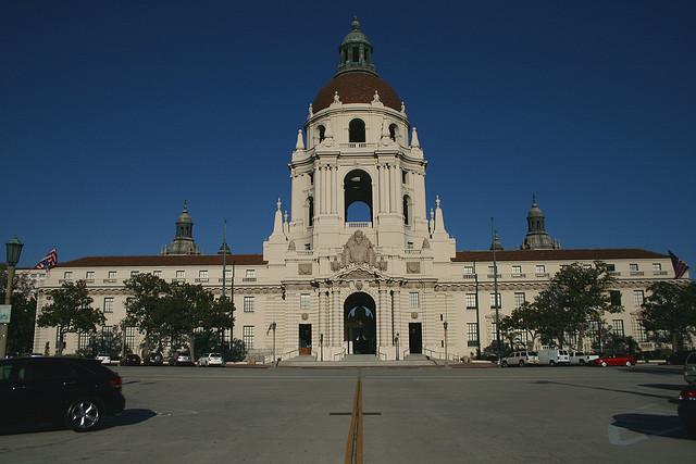 Pasadena Town Hall